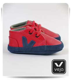 Baskets bb Veja cuir