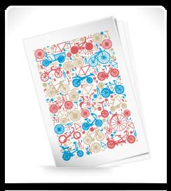 Carte 1001 vélos