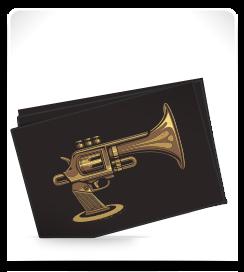 Carte postale Trompette