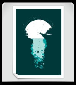 Affiche Pollution