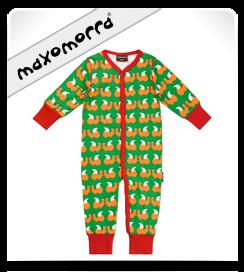 Pyjama bébé Ecureuil