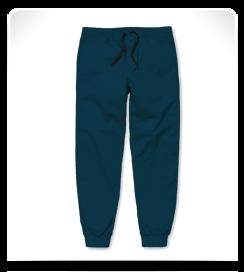Jogpant bleu