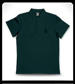 Polo Punky vert sapin