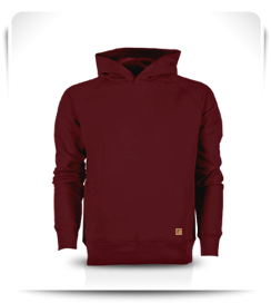 Sweat capuche Pomegranate
