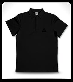 Polo Punky Black